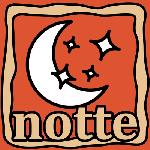 Pizzeria Notte logo